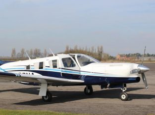 PIPER TURBO SARATOGA SP N88NA