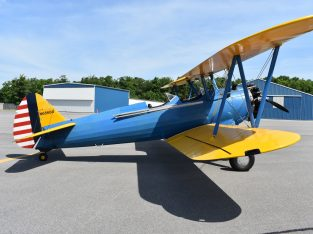 1943 Boeing E75 Stearman | Find Aircraft For Sale