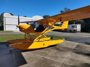 Aeroprakt A22LS amphibious floatplane