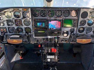 1970 Cessna 414 Twin