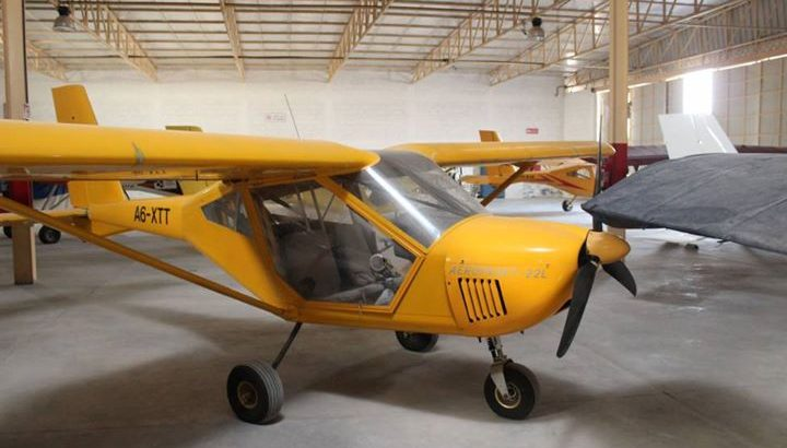 Aeroprakt A-22 (2008)