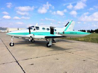 1971 Cessna 414