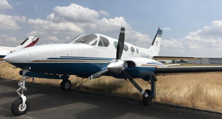 1979 Cessna 340A RAM IV