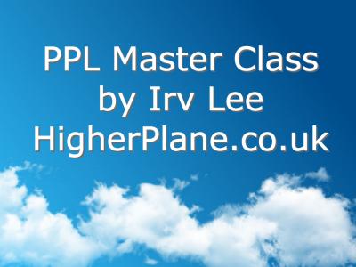 PPL Masterclass by Irv Lee