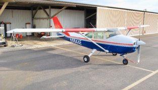 1985 Cessna 182R
