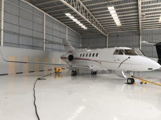 1992 Raytheon Hawker 800SP