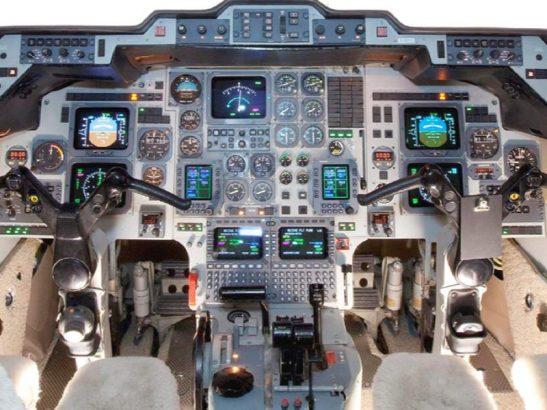 1992 Raytheon Hawker 800SP