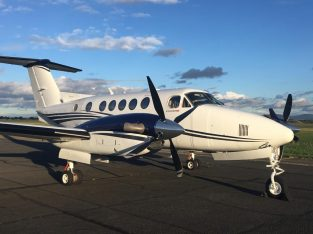 2017 Beechcraft King Air 250