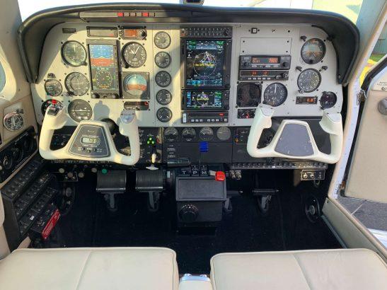 1988 Beechcraft B36TC Bonanza