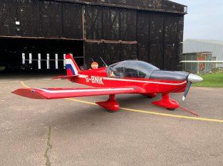 1974 Robin HR200-120