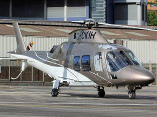 2007 AgustaWestland 109S Grand