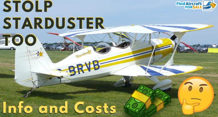 Stolp Starduster Too