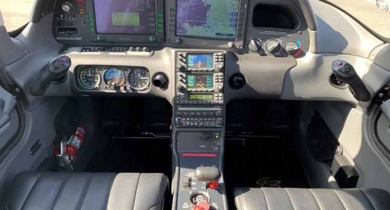 2008 Cirrus SR20 G3 GTS