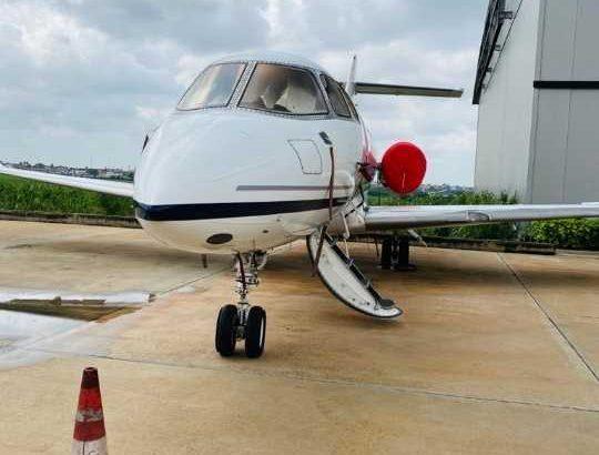 Hawker 800XP 1997