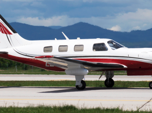 Beautifull Piper Meridian PA46-500TP For Sale