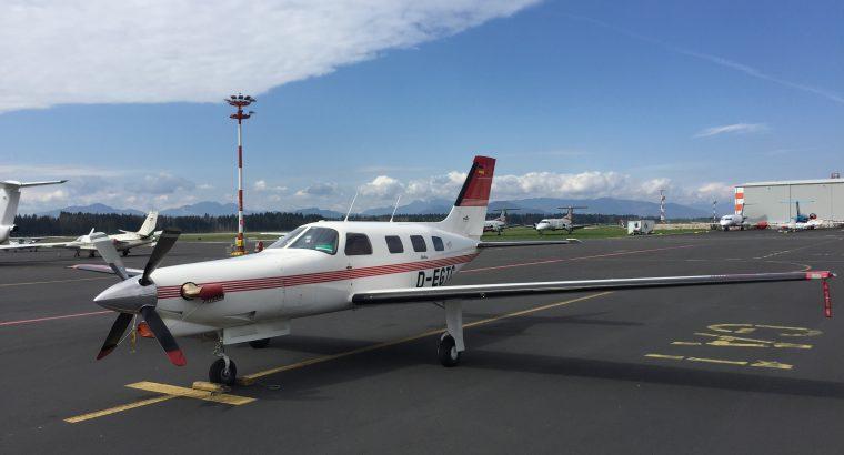 Beautiful Piper PA-46 Malibu JetPROP DLX For Sale!
