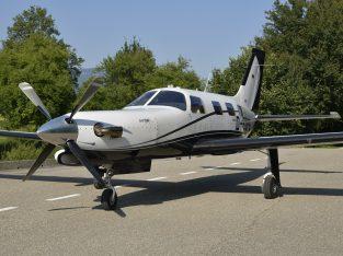 Beautiful Piper PA-46 Malibu JetPROP DLX